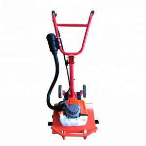 71cc gasoline cultivator and mini cultivator and 2 stroke gasoline tiller and garden cultivator