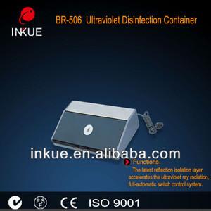 BR-506 uv sterilizer for beauty salon use equipment