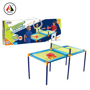CE certificate kids sport toys table tennis ball plastic pingpong ball table