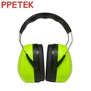 CE EN352 ANSI AS/NZS Ear protector safety earmuffs