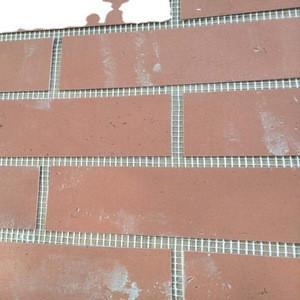 Cheaper light flexible clay decorative exterior wall brick tile