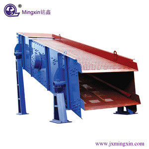 China factory provide gold ore dewatering desliming Vibration Screen machine