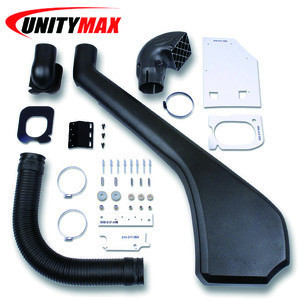 China factory truck parts best price 4wd accessories 4x4 snorkel for Defender part