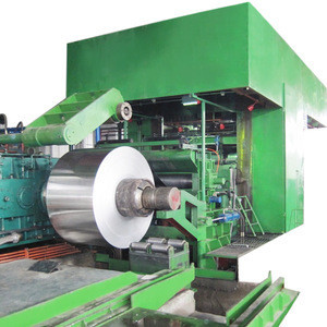 Cold coiled rolling mill machine