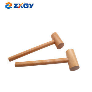 Custom Design Portable Wooden Back Massage Hammer