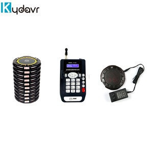 Customer Service Waterproof Long Queue Buzzer Pager Cafe Guest Call System Restaurant calling pager