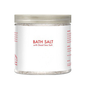 Customized Scent Best Spa Sea Salt For Bath Relaxation