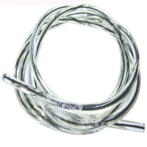 Eco-Friendly Plastic TPU / PVC/TPR/PE Cord, Transparent Clear Cords On