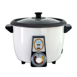 ETL FDA CE certification Automatic Persian Iranian Crispy Rice Cooker 0.6L 1.2L 1.8L 2.2L 2.8L with timer  for 2 to 12 person