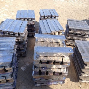 EXCELLENT QUALITY LEAD INGOTS AND LEAD ORE