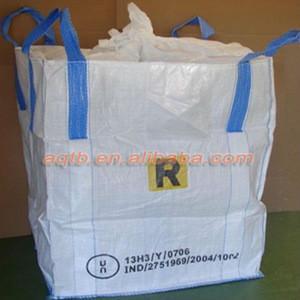 Flexible jumbo FIBC pp woven ton bag