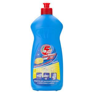 Fragrant universal detergent for the bathroom