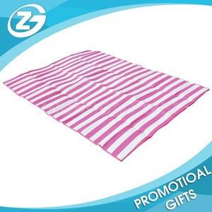 Full Printed Waterproof Foldable PP Woven/Non Woven Beach Mat/Camping mat