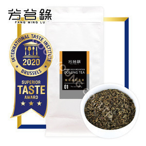Good young iTQi Michelin Award Taiwan Bubble Tea Ingredients High Mountain Baking Oolong Cha Loose Tea Leaves