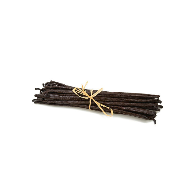 Great Quality Natural Dried Vanilla Bean 13-18 Cm For Bulk