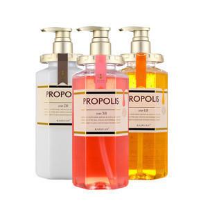 Hot-selling nourishing long-lasting hydrating skin whitening luxury shower gel bottle /body wash