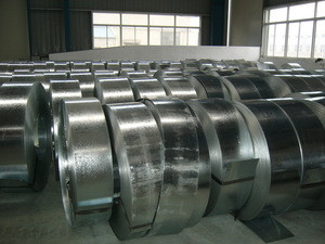 Hot/cold Rolled Galvalume/galvanized stainless steel Strips/coils producted in China export to other countries