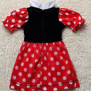 Little mice girl princess costumes clothing set, kids cosplay clothing set