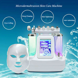 Lzmbeauty Hydra beauty Microdermabrasion facial machine for sale