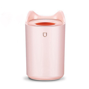New 3L dual nozzle humidifier USB large capacity household quiet bedroom office air humidification