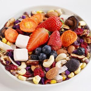 Nutritious Freeze Dried Fruits & Nuts & Vegetables 288g Muesli Cereals Grains Breakfast Cereals