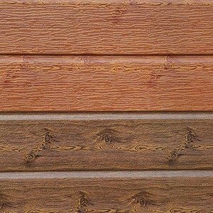 Paneles de pared sandwich de PU aislante para casa prefabricada