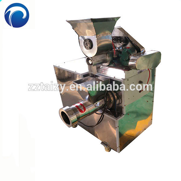 pasta extruder machine/ imperia pasta machine /pasta making machine home