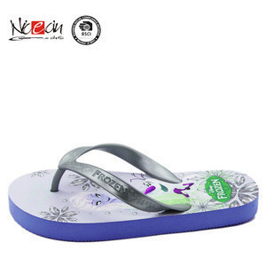 Popular best selling italy child nude beach slipper