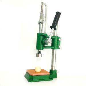 Portable Arbor Press Tip empty Carts Vapor Manual Press Machine For G5 CBD Cartridges