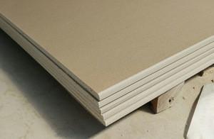 PVC Gypsum Ceiling Tile /Decorative Materials Plasterboard /Gypsum board