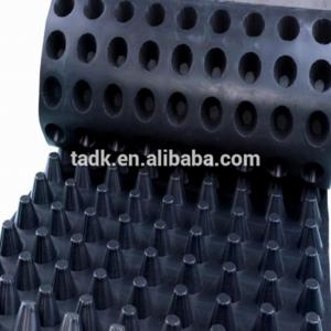 Rubber bitumen membrane roofing material drainage board roof waterproof drain