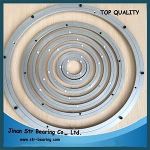 Slewing Swivel bearing Turntable bearing 18 inch Aluminum lazy susan bearing