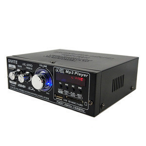 Small amplifier for sale tube Hi-Fi power soft Digital car mini amp A699