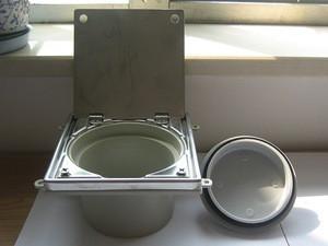 Stainless Steel 304 Floor Drain Cover Bathroom
