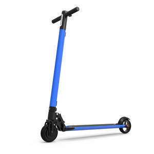 The Lightest Electric Scooter In The World Two Wheel E-Scooter