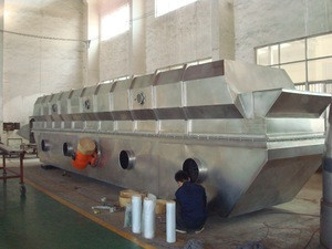 ZLG drying Fluid bed drier for salt/breadcrumb/granule drying machine