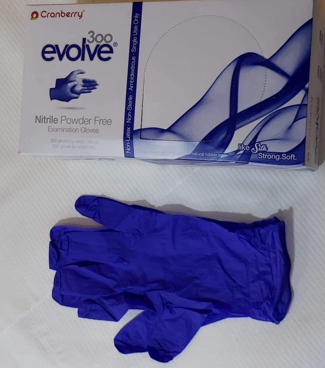 WHOLESALE OF NITRILE GLOVES