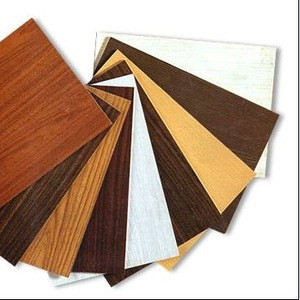 18mm Plain MDF from linyi city of china