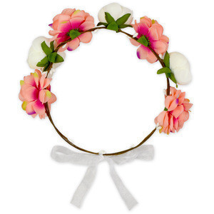 2018 Hot Selling Wholesale Colorful Flower Headbands Wedding Hair Accessories Girl for Party Headband