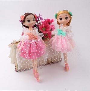 26cm ddung doll fairy dolls for children