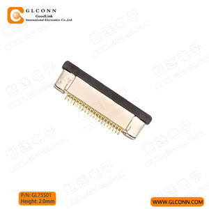 4-60pin H1.2/2.0/3.0mm Nature R/A smd ff/fpc / 0.5mm pitch ffc connector