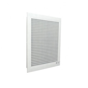Aluminum Egg Crate Core Grille for hvac  systems