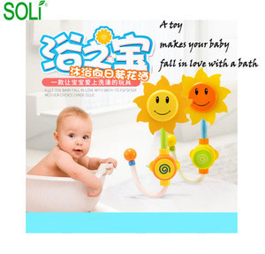 Baby Shower Head Kids Bath Toys Shower Nozzle Baby Sprinkler for babies