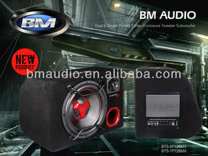 Car Active Subwoofer