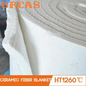 Ceramic fiber blanket heat insulation blanket for industry furnace