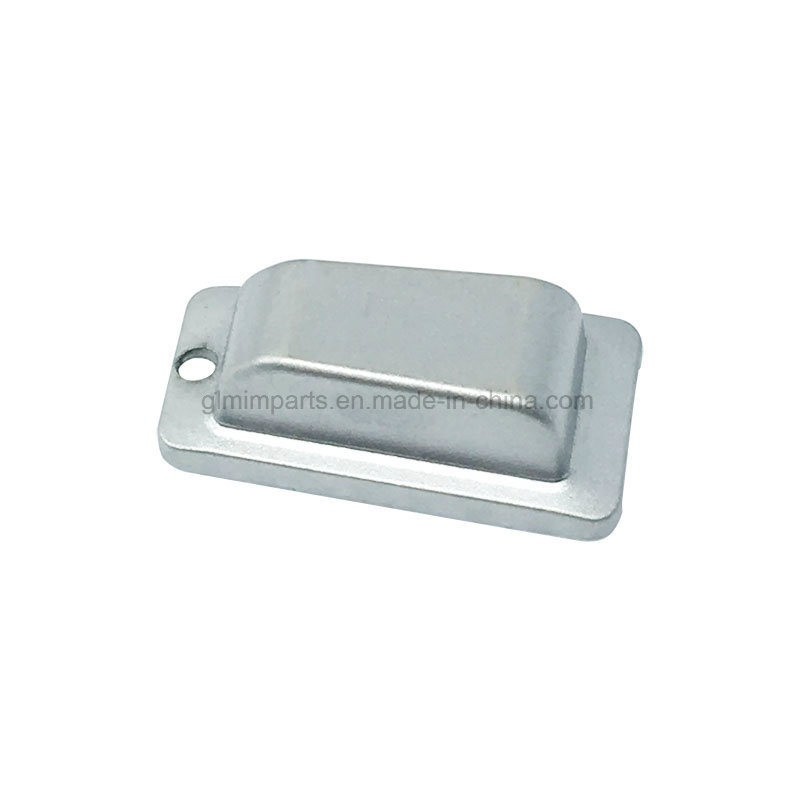Custom Metal Sintering Parts Powder Injection Moulding Stainless Steel Parts Zinc Plated Iron Parts