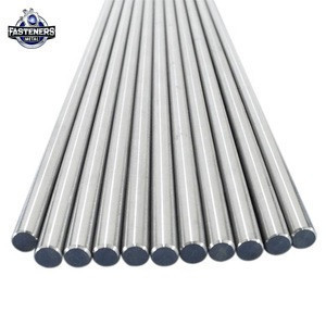 Customize top quality round metal 2205 duplex stainless steel rod bar