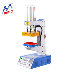 Direct factory price heat press leather logo embossed hot stamping New machine 15x20cm in India