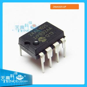 Electronic component transistors 24AA1025-I/P