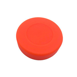 Exported to Canada and USA factory made official size weight custom cheap logo printedPVC street puck